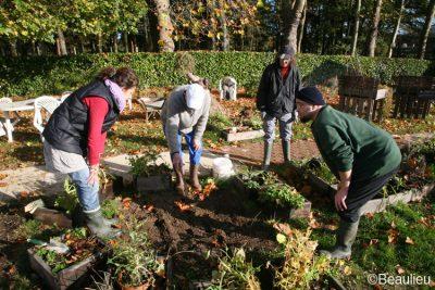 Atelier de jardinage Les Potagers Essaimés